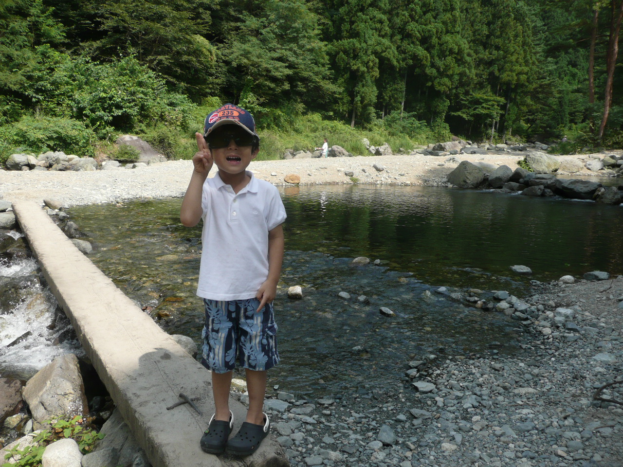 Yuuto's Debut to Fly Fishing – Fish On! Shishidome