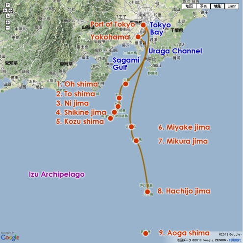 IzuArchipelago01