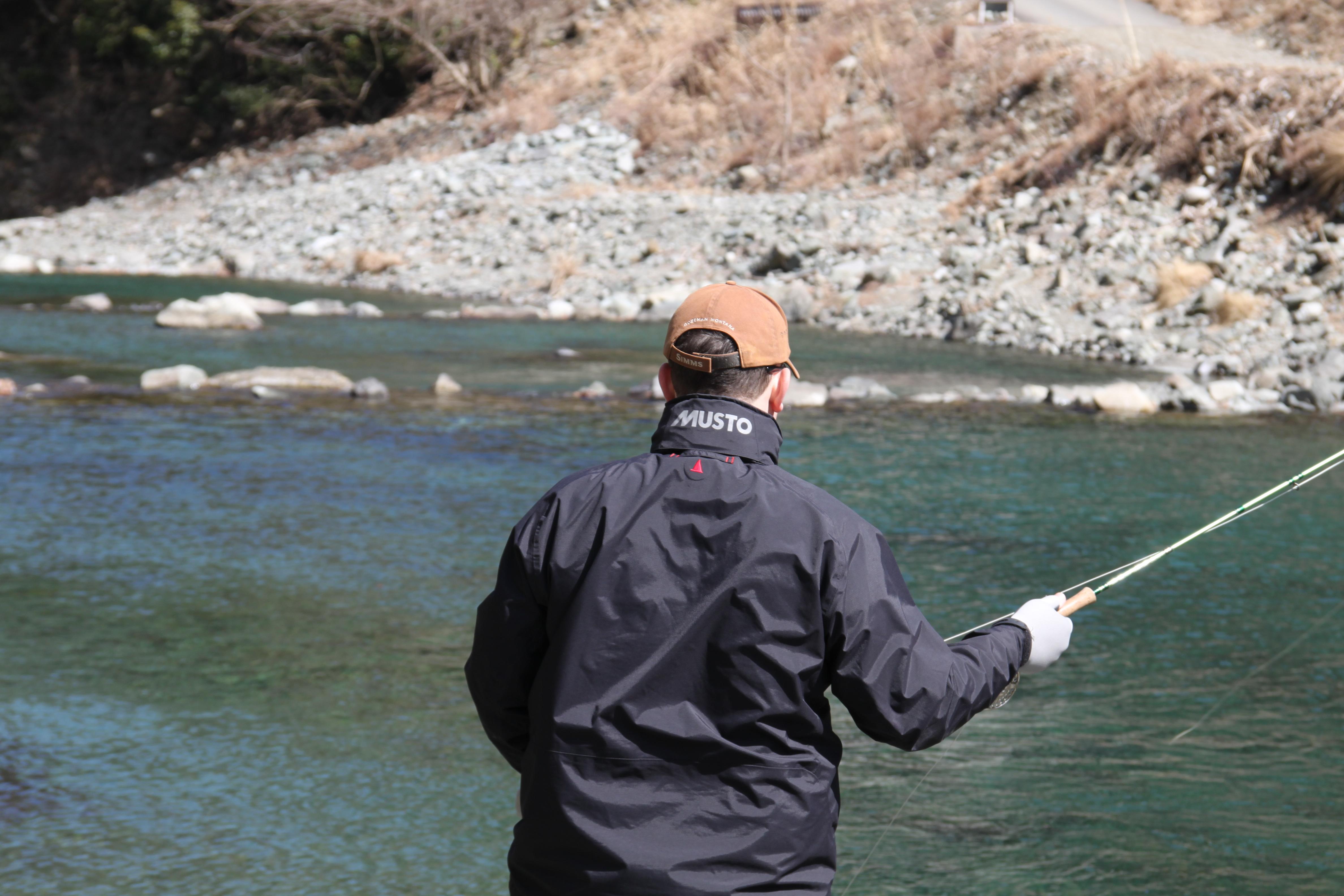 Trip to Spring Mountain Creek – Uratanzawa, Kanagawa