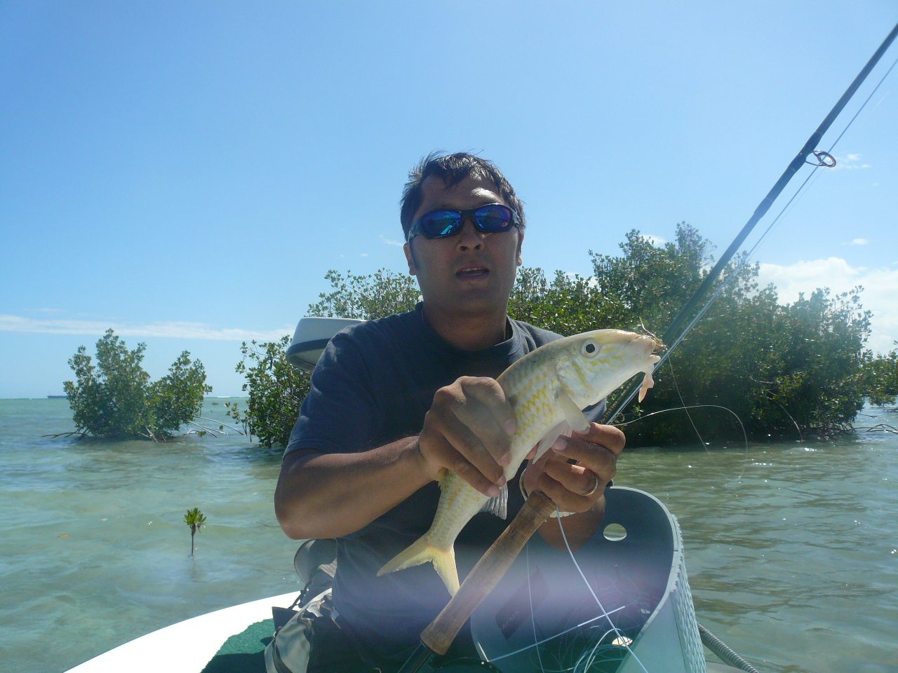 Fishing in oahu guided fishing with boat tokyo fly for Fishing charters oahu